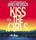 Alex Cross: Kiss the Girls by James Patterson (2014, CD, Unabridged)