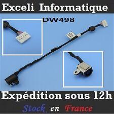 Port d'alimentation CC Jack socket et fil de câble Dell Inspiron 15 7000 7537