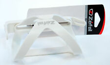 Zefal WIIZ Side Mount Bicycle Water Bottle Cage in White
