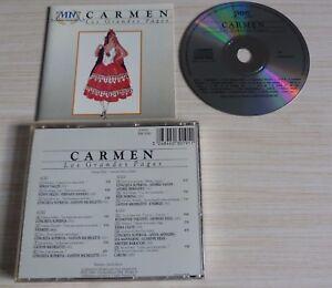 CD-CLASSIQUE-CARMEN-LES-GRANDES-PAGES-COMPILATION-1988