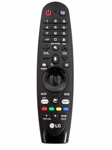 New LG AN-MR650A Magic Motion Voice Mate Remote Control 4-Select 2017 Smart TVs