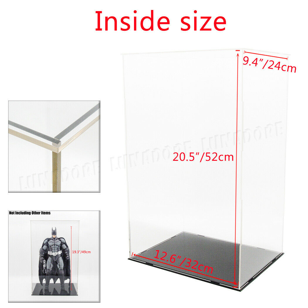 Top Acrylic Display Case 20.5
