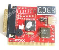 Sintech PCI & LPT pc motherboard diagnostic post test tester debug card PT090C
