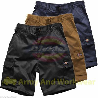 Dickies Redhark Mens Cargo Shorts WD834 Black//Navy