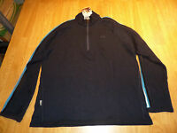 Icebreaker Coronet Merino Wool Half Zip Sweater Shirt Men's Xl Rtl $200