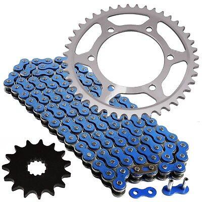 Blue Drive Chain And Sprocket Kit for Suzuki GSX-R600 2011-2018