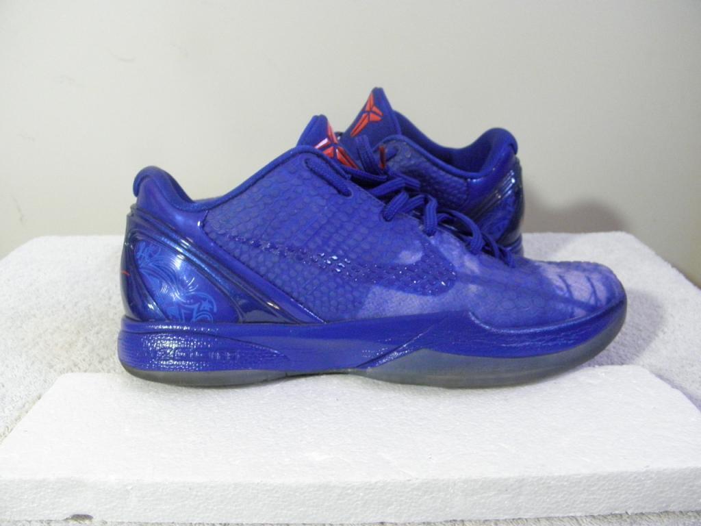 newest 5db97 b2d65 Nike Air Zoom Kobe VI Six Six Six 6 size 10.5 Bryant East L.A. LA All-Star  Rare VNDS OC 400d69