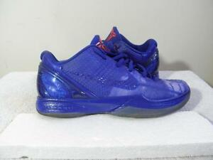 new product 03862 c13eb Image is loading Nike-Air-Zoom-Kobe-VI-Six-6-size-