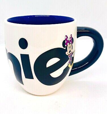 18 oz Authentic Disney Parks MICKEY /& MINNIE MOUSE Ceramic Mug SET