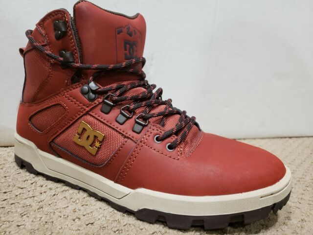 DC Shoes Spartan High WR BOOTS