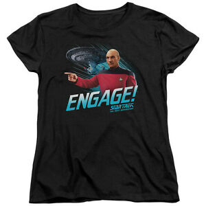 The Next Generation 25th Anniversary Enterprise T-Shirt Star Trek NEW UNWORN