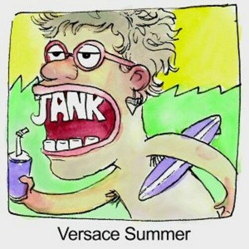 Jank - Versace Summer [New Vinyl LP]