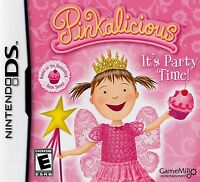 Pinkalicious: It's Party Time Ds