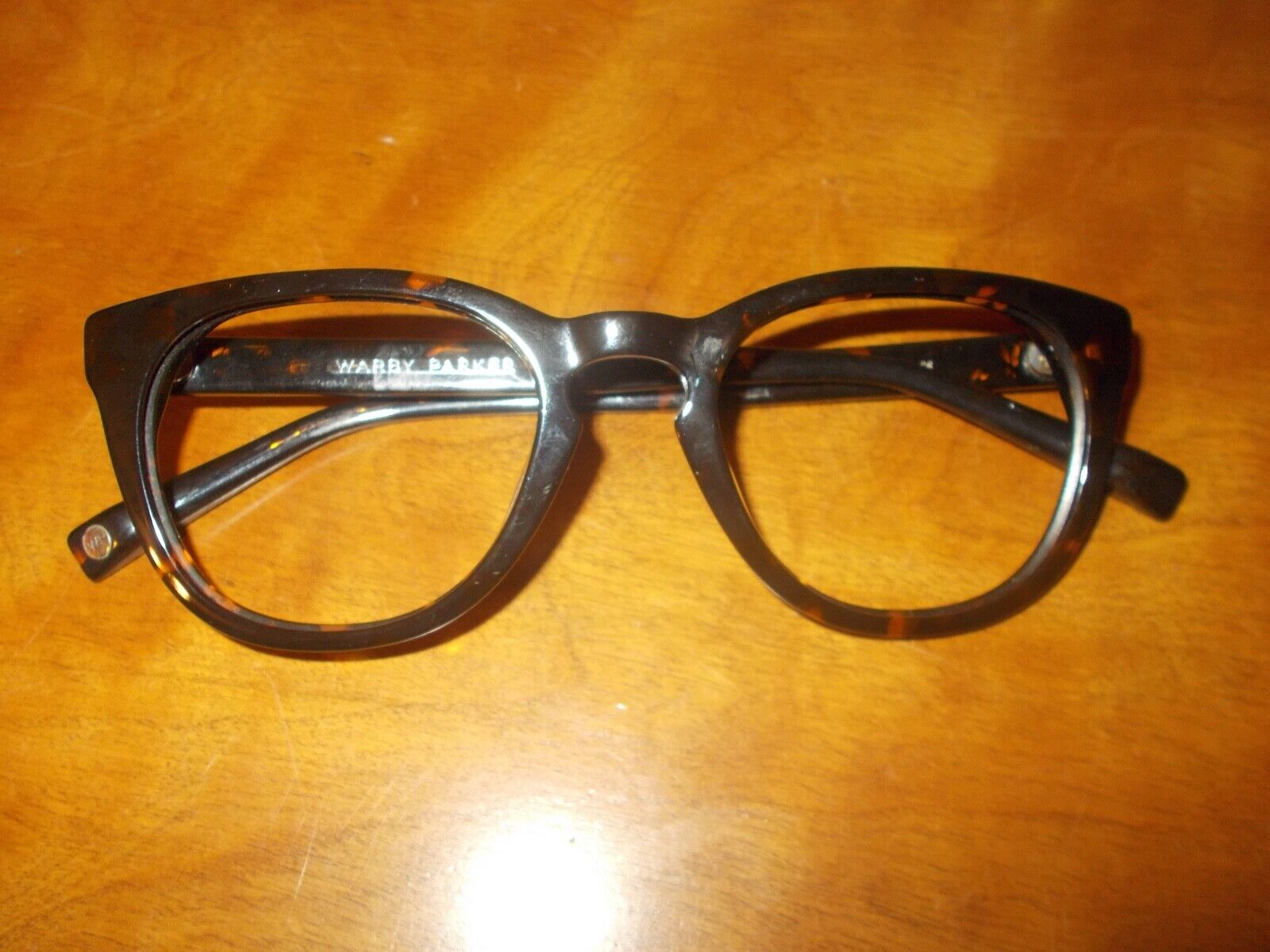 Warby Parker Ormsby 200 Tortoise Frame Sunglasses - image 8