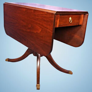 Amazing Details About Antique Drop Leaf Table Lion Pull Dining Console Sofa Game Vintage Claw Foot Theyellowbook Wood Chair Design Ideas Theyellowbookinfo