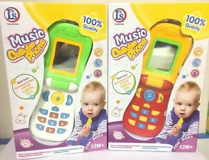 Baby-Kid-Child-Educational-Learning-Mobile-Phone-Toy-Musical-Playing