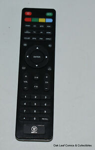 RMT-17 Remote Control For Westinghouse TV FREE SHIPPING!