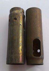 2 Pcs.Flame Protection Tube for Petromax,Aida,<wbr/>Standard / Rapid Preheating (NOS)