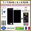 ECRAN-IPHONE-TACTILE-LCD-PREMIUM-VITRE-7-7-PLUS-8-8P-NOIR-BLANC-SUR-CHASSIS miniatuur 1