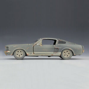 Maisto-1-24-Old-Friends-1967-Ford-Mustang-GT-Diecast-Model-Toy-Car-New-in-Box