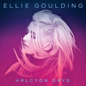 Ellie-Goulding-Halcyon-Days-CD-new-amp-sealed-Aussie-seller-for-fast-post