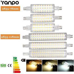 R7S-78mm-118mm-Projecteur-LED-Mais-Ampoule-2835-SMD-12W-16W-remplacer