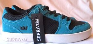 ec14db34d19c supra youth vaider lc los turquoise pirate black boys size us 13 nwt