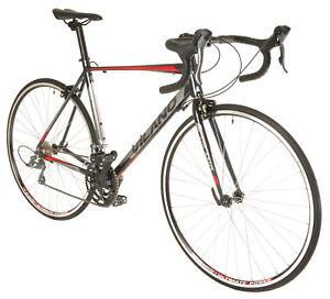 Vilano-FORZA-4-0-Aluminum-Road-Bike-Shimano-Claris-STI-Shifters