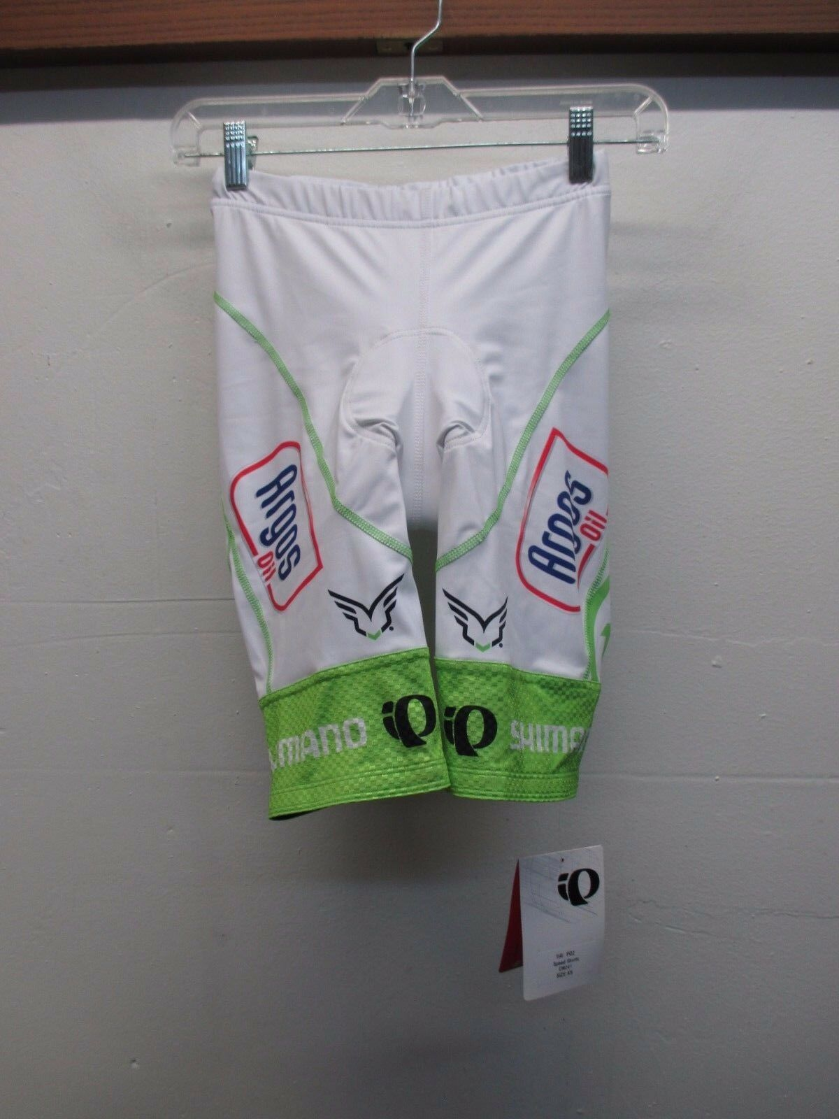 Pearl Izumi Elite Series Argos Oil Shimano Padded Cycling  Speed Shorts XS NWT  floor price