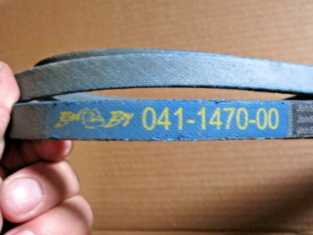 "Bad Boy Mower Deck Belt Fits 48/"" inch ZT Elite and Maverick Series"