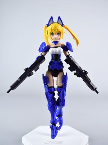 1//12 Anime PrettyArmor Pa Frame Arms Girl Gundam Action Figure Model Kit Ver.1