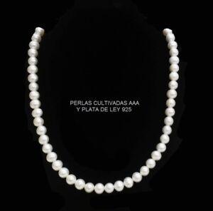 COLLAR-de-PERLAS-CULTIVADAS-AAA-y-PLATA-de-LEY-925-CON-ESTUCHE-Calidad-y-Precio