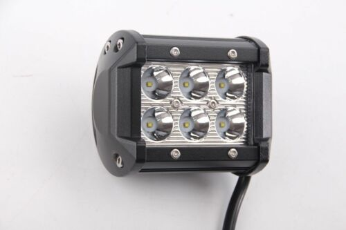 "Curved 52/"" Led Light Bar 300W Combo Driving+4X 4inch 18W Cree Pods Work Lights"