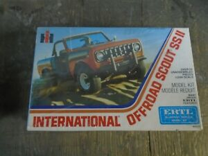 NEW-8030-ERTL-INTERNATIONAL-OFFROAD-SCOUT-SS