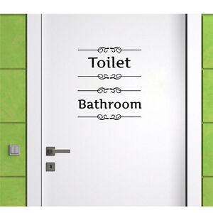 Removable-Bathroom-Room-Decor-Toilet-Wall-Sticker-Decal-PVC-Vinyl-Mural-Art-YK
