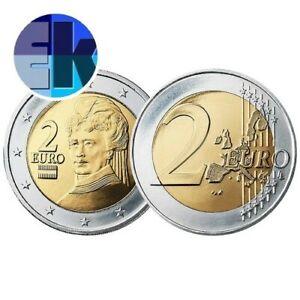 Ek // 2 euro Autriche # Pièce Nueve : Sélectionnez une Année :
