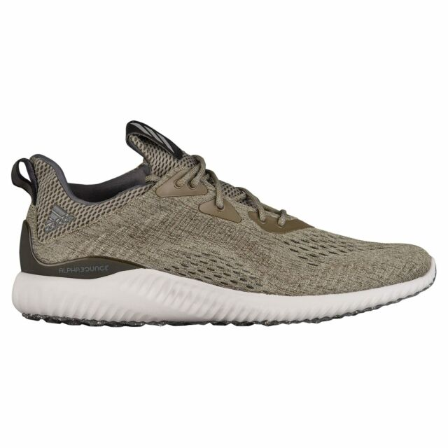 9a8cefb18 adidas Alphabounce EM Men s Running Shoes Olive Cargo Grey Bw1203 ...