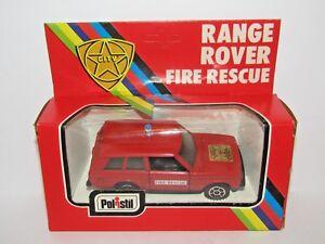 POLISTIL-RANGE-ROVER-FIRE-RESCUE-1-43-79A