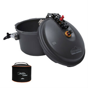 New Snowline Pressure Rice Cooker 4~5 People Only 855g Portable Camping Outdoor