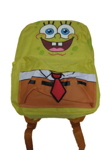 "A02998 SpongeBob SquarePants Small Backpack 12/"" x 10/"""