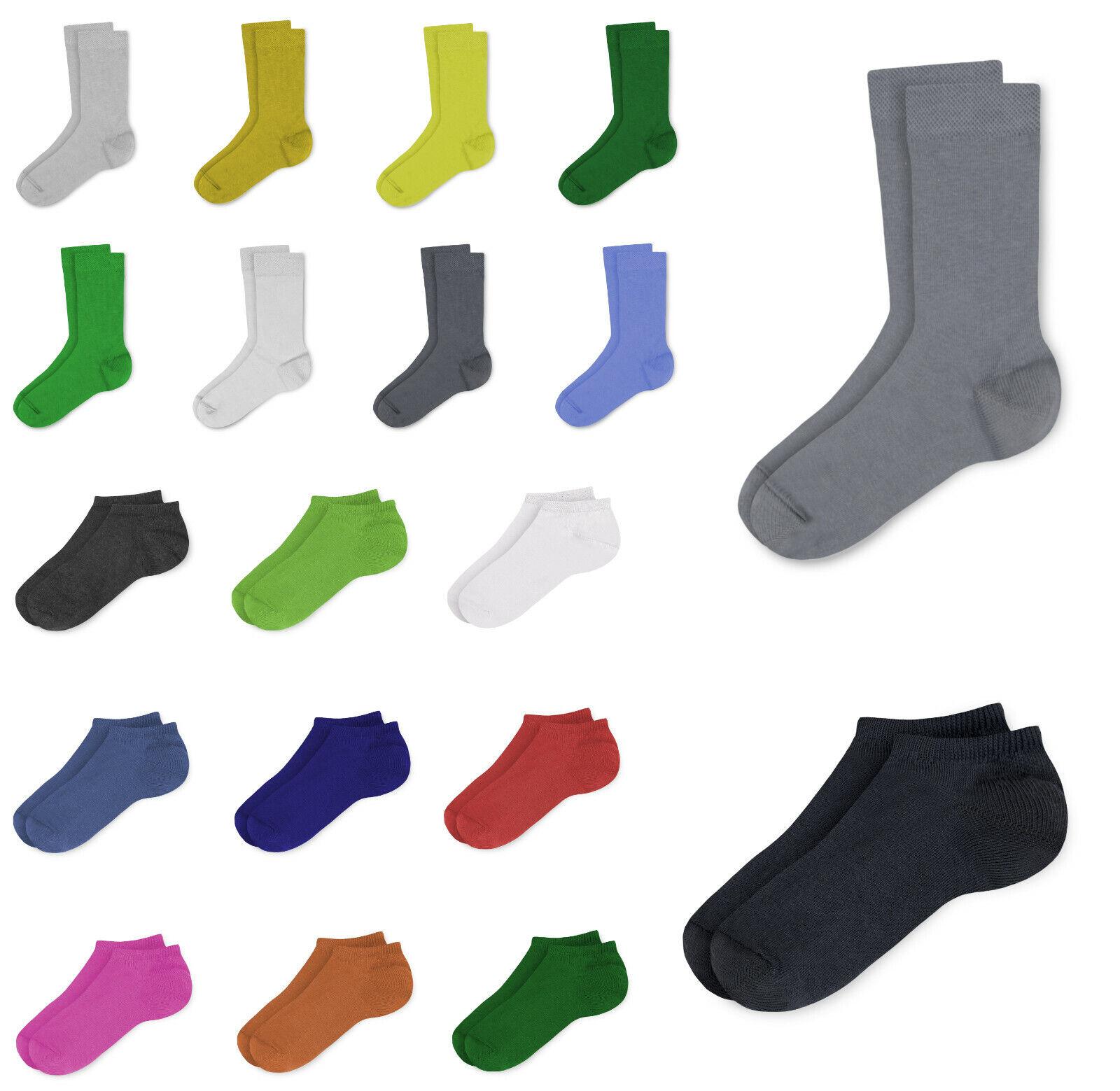 Damen Herren Sneaker Socken Sport Freizeit Socken Baumwolle Komfort BUSINESS