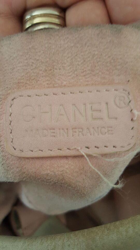 Skuldertaske, Chanel, kalveskind