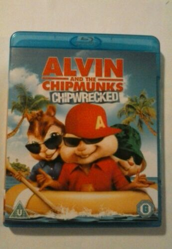 1 of 1 - Alvin And The Chipmunks - Chipwrecked (DVD & Blu-ray set) Brand new not sealed.