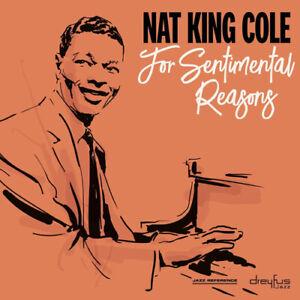 Nat-King-Cole-For-Sentimental-Reasons-CD-Bonus-Tracks-Album-2019-NEW