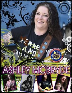 "Ashley McBryde /""Country Music/"" Personalized T-shirts"