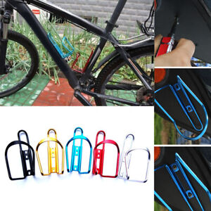 Aluminum Alloy Bike Bicycle Cycling Drink Water Bottle Rack Holder Cages Bracket