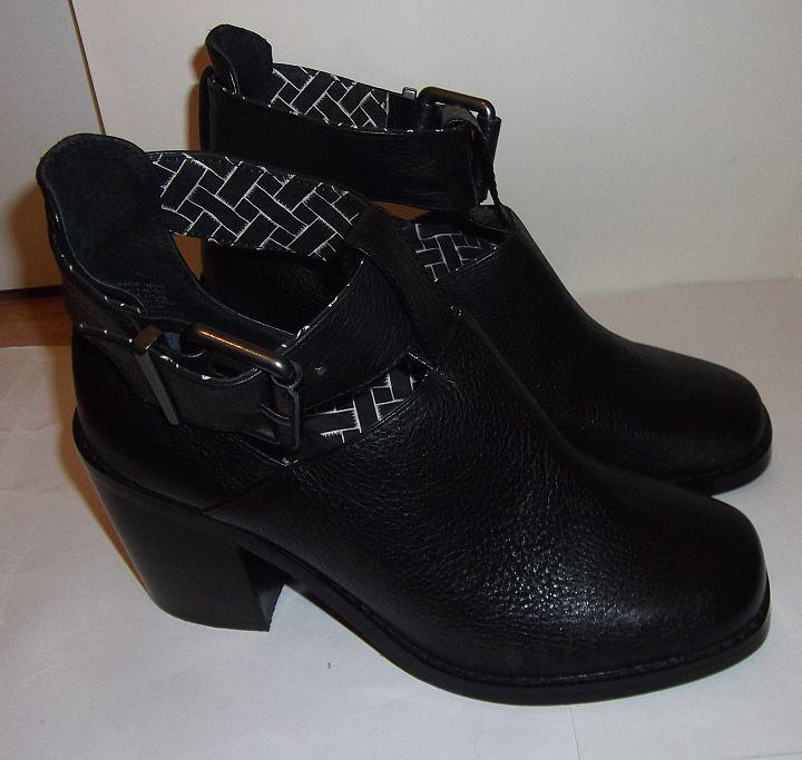 NEU Shellys Gr. London Stiefel Echtleder Damen Gr. Shellys 38,5 (5,5) schwarz Neupreis 568cf5