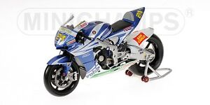 Minichamps 041003 041015 071024 Vélo modèle Biaggi / Gibernau Elias Motogp 1:12
