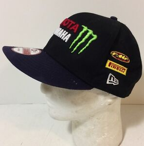 a6799641a5 Monster Energy New Era JGRMX Yamaha TOYOTA Hat-extrêmement rare ...