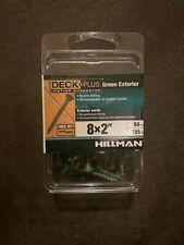 25PK 10x3.5 Deck Screw,No 42589 Hillman Fasteners